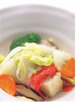 海鮮風白菜のうま煮