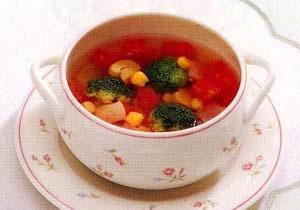 実だくさんスープ
