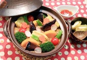 豊橋食材たっぷりカレー鍋